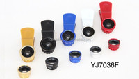 Universal clip cell phone camera lens suitable for all mobile phone