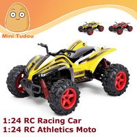 Minitudou Truck 1/24 1:24 Scale 2.4G Monster Remote Control Wholesale RC Cars