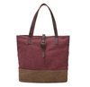 BSCI SEDEX Pillar 4 really factory Women's Canvas Shoulder Hand Bag Tote Bag fashion
