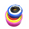 Factory Delivery Supplier Maker Waterproof Pvc Coated Webbing Strips