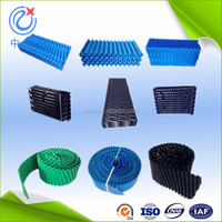 industrial evaporative cooling tower pvc filling filler manufacturers