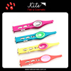 Good quality slant tip eyebrow tweezer with led light eyebrow shaping tools
