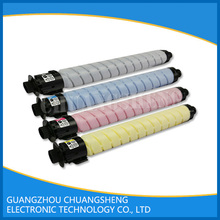 Universal color toner cartridge for Aficio MP C2503SP with low capacity