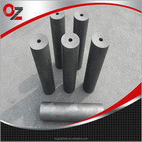 vibration Carbon Graphite Tube For Foundry