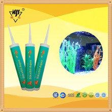 RTV Free Samples Glazing Acetic Aquarium Silicone Sealant