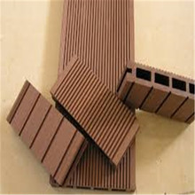 Wood Fiber + HDPE WPC Composite Decking Timber floor panel