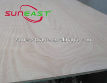 China decorative plywood,okume hardboard for furniture, CARB P2 certified for America Market