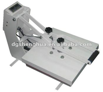 heat seal label machine