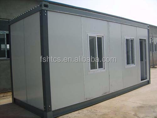 20ft 40ft Combined Flat Pack Modular Container House