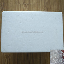 polystyrene foam box of insulation used for jewelry jade package