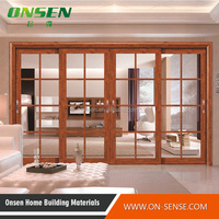 Cheap products hotel sliding glass doors goods from china