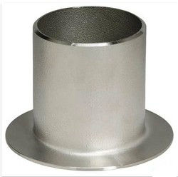 "2"" LAP JOINT STUB END SP/LP SCH10S/SCH40S/STD/SCH80S WT CS /STAINESS STEEL A234 WPB ASME B16.9"