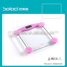 Silicone electronics household bathroom scale 2014 New