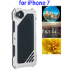 Luxury Aluminum Waterproof Shockproof Metal Frame Cover for Apple iPhone 7 Case