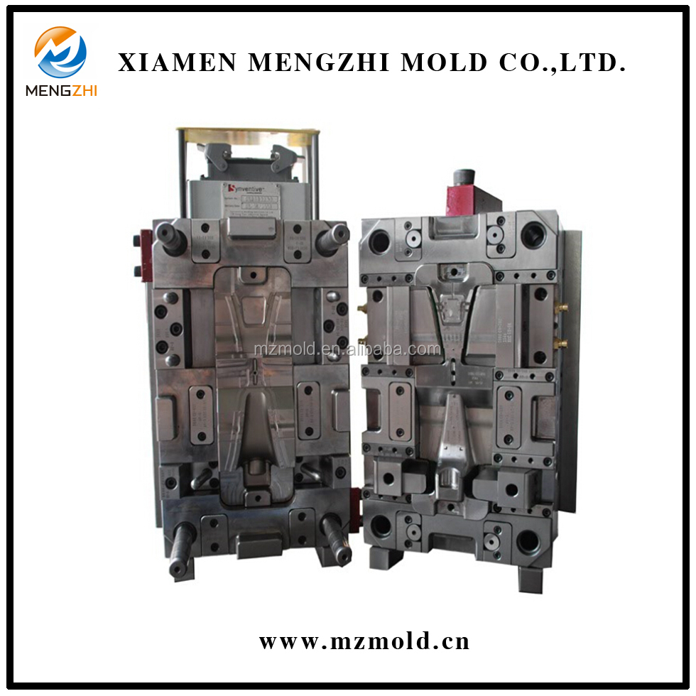 China Custom Plastic Injection Overmolding Mould