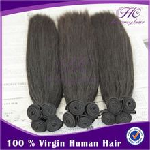 Thick Bottom Long lasting Raw best human hair company
