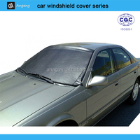 polyester car windshield snow cover car snow proof cover