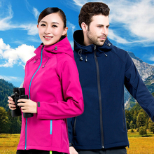 Waterproof Softshell Hiking Jacket Outdoor <strong>Sports</strong> Waterproof Hiking Coat for Men Women