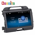 "Dasaita 10.2"" Android 7.1 2+16GB Quad Core double din car gps navigation gps dvd player audio radio for Suzuki swift 2005-10"