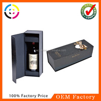Dongguan leather wine box