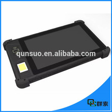 PDA805 High quality 8inch Best crashproof IP65 dual operating system portable industial pda cheap rugged tablet pc