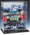 CE/SGS approved Transparent good quality acrylic toy car display case with toy car display case