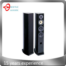 "Made in China PIA-R52T home theatre audio speaker wood cabinet with 2x5"" subwoofer make in China 2017 new"