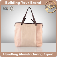 2424 SGS,BSCI Certificate Handbags Manufacturer Women's Tote Bag Wholesale China