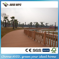 wpc handrail/ wpc railing/outdoor handrail