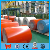 hot dipped galvanized prepainted steel sheet in coil