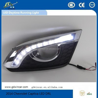 (2014)Auto Accessory Durable LED light for Chevrolet Captiva Led Daytime Running Light