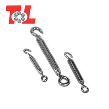 China goods wholesale small stainless steel cable turnbuckles