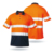 LX712 High Visibility Reflective Uniform Dry Fit Cheap Safety Reflective T-shirt