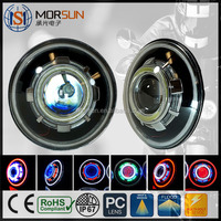 Wholesale bi-xenon hid projector lens light angel eyes Automotive Accessories Hid Kit