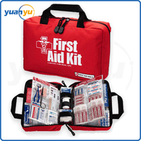 16%off 2015 Fashion Small Size Portable YY-EMR-A Cute Pet First Aid Kit for emergency treatment.
