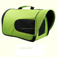 Service supremacy best sell nylon fabric pet shoulder bag dogs pet bag