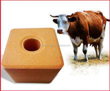 Mineral salt block for cattle and sheep lick/PHOSPHOR BLOCK
