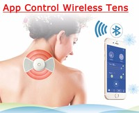 Sunmas App phone bluetooth remote control Office home Drive Medical Pain Away Wireless TENS Unit