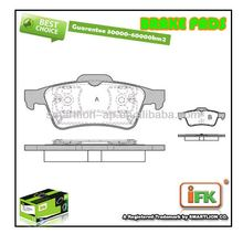 Brake Pads 7701206609 GDB1469 used for Renault Laguna, Citroen C5,Volvo C30/S40,Mazda 3/5