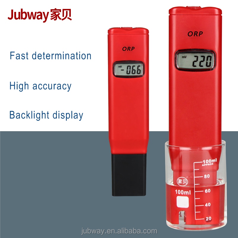 High quality low price 0-1999mv digital water negative potential value tester redox ORP <strong>meter</strong> with backlight function