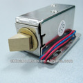 Mini metal kitchen cabinet door lock for safe box (NI-11)