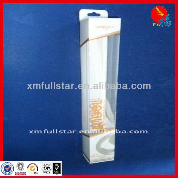 esay assemble Plastic Packaging Boxes