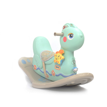 High quality and inexpensive horse riding baby beautiful rocking horse ride on toys