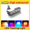 Vehicle warning light 12v/24v led flashing light strobe light for car
