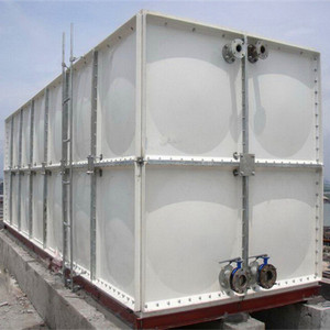 FRP GRP SMC water reservoir tank with high quality and low cost/Combined-type GRP Water Tank/SMC Water Tank Panel
