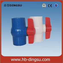 ball valve DN90 for water supply with good price and according to ASTM, 4 inch upvc