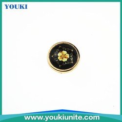 fancy plastic buttons for children clothing 12mm