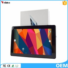 MTK8127 10.1 inch wifi tablet pc android 6.0 with UV coating finishing cover