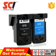 High quality no leakage pg810 ink cartridge for canon