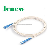 Optic Fiber Patch Cord Telecommunication Equipment